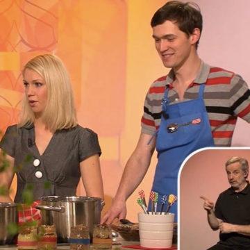 David s Janou na obrazovce ČT