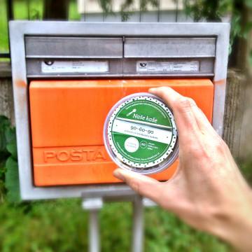 Naše kaše nelze poslat poštou