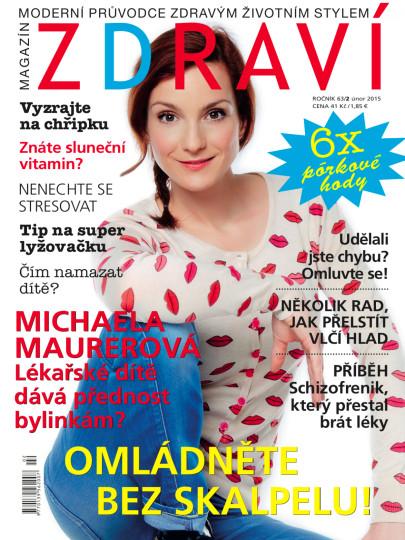 Magazínu Zdraví únor 2015