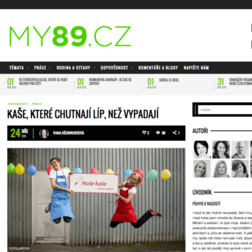 MY89.cz Naše kaše