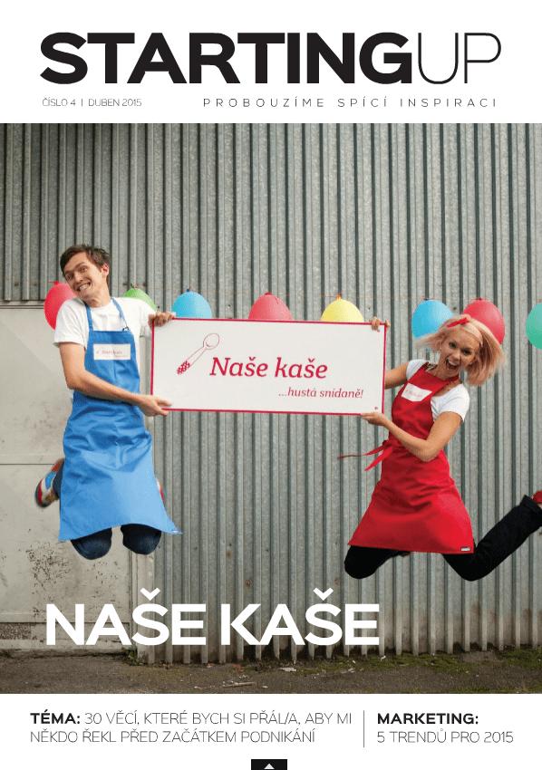 StartingUp-Naše_kaše-duben2014